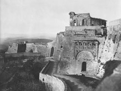 demolizione della Rocca Paolina