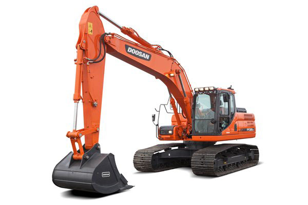 Doosan-Heavy-Excavator-DX225LC