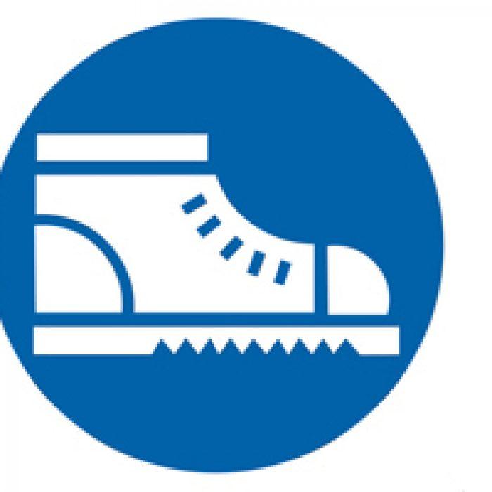 marcatura scarpe antinfortunistiche