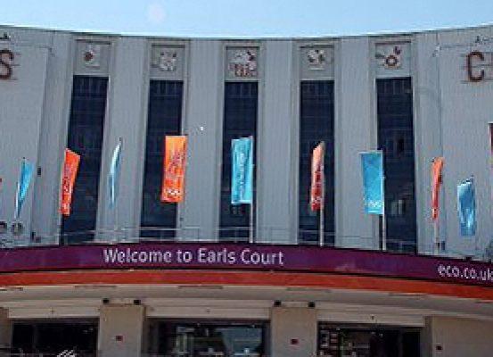 earls court demolizioni londra