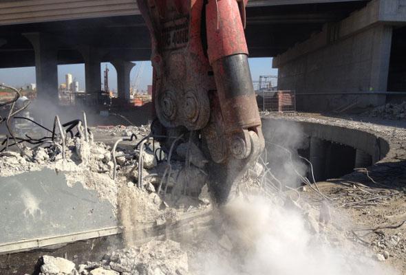 Expo demolizioni 2014