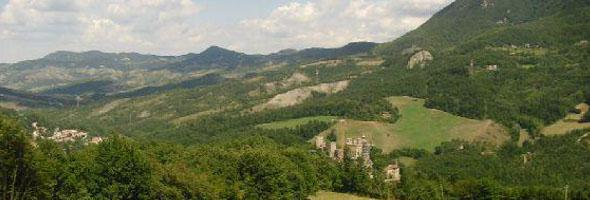 colline Emilia Romagna