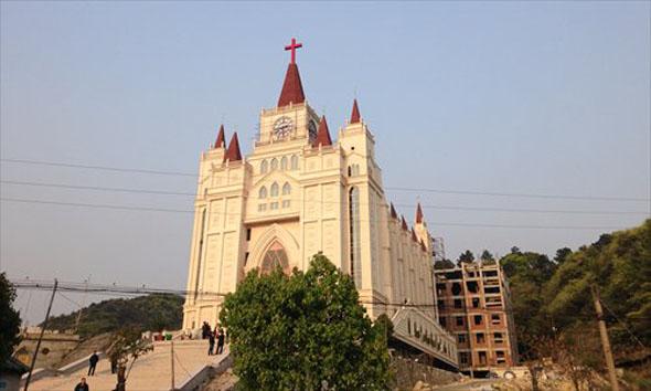 chiesa di Sanjiang