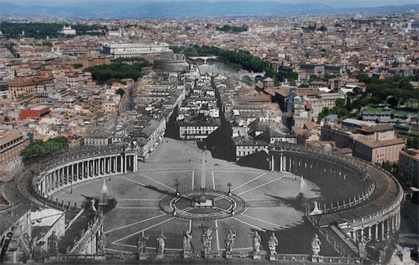 spina di Borgo Roma