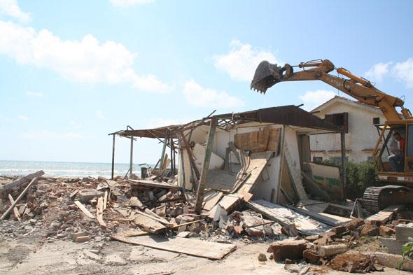 demolizioni costa marsala