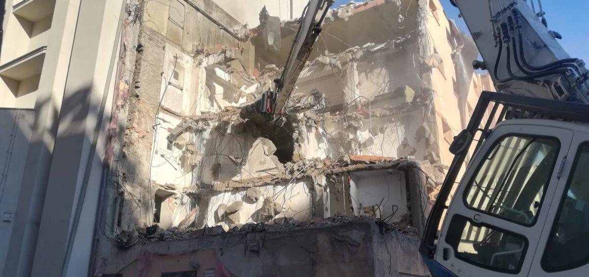 demolizioni speciali, Teatro Donizetti Bergamo